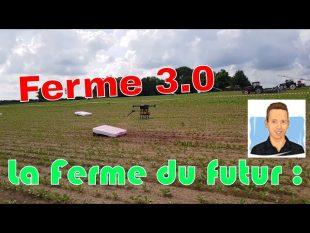 La ferme du futur : ferme 3.0