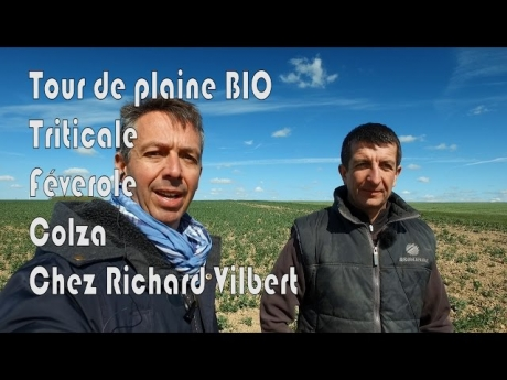 Tour de plaine bio 04 17