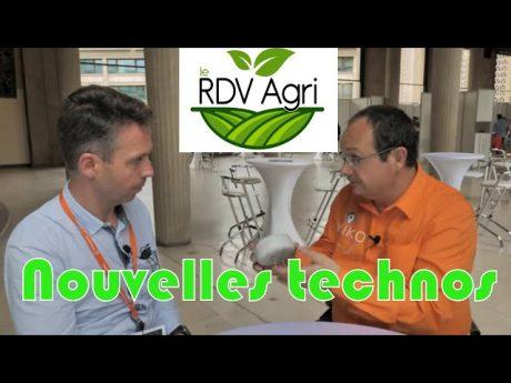 Les nouvelles technologies au service de l'agriculteur rdv agri n°13
