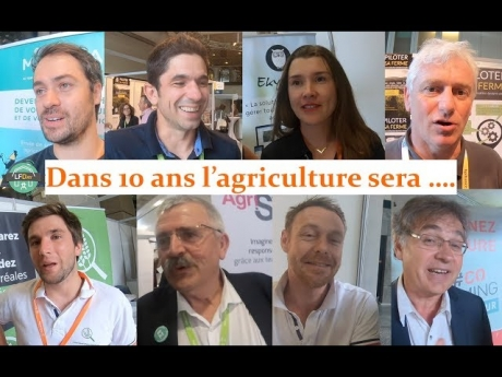 Lfday : dans 10 ans l'agriculture sera ….