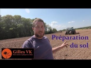 Semis maïs 2018 : préparation du sol