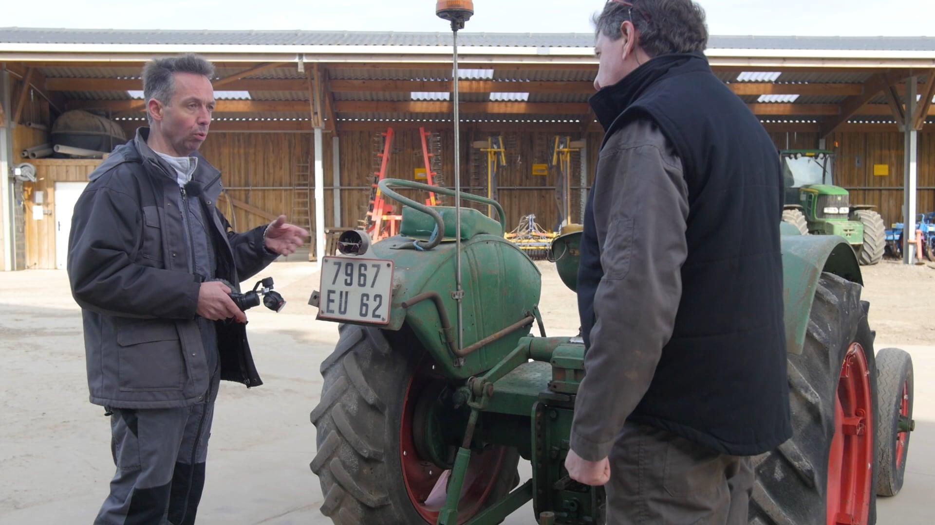Tracteur utilite historique fonctions de base