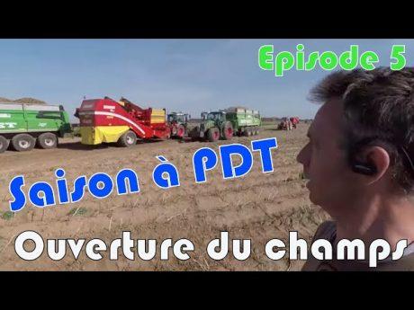 Ouverture du champs saison à pdt : episode 5