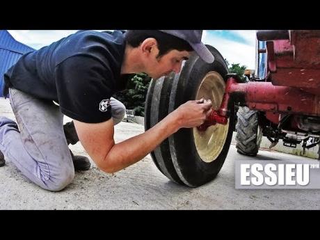 Comment régler le parallélisme du tracteur – 2018