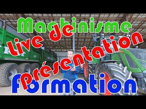 Live 👉 spécial nouvelle formation machinisme 🚜