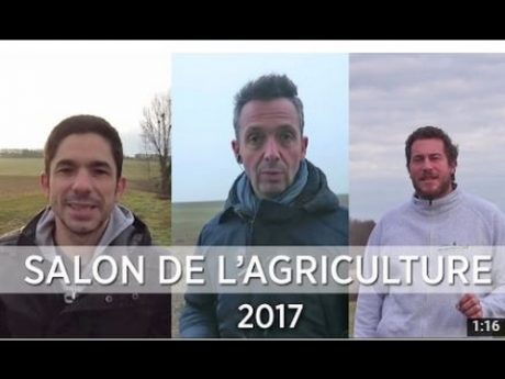 Le salon de l'agriculture à paris annonce – #agridemain – 2017