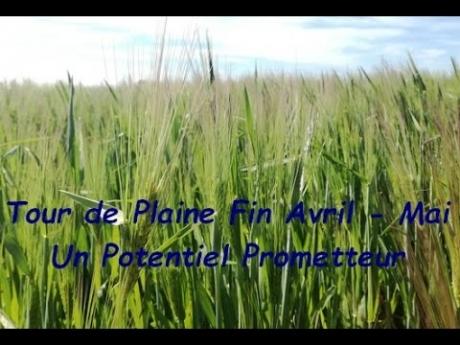 Tour de plaine fin avril mai : un potentiel prometteur !!