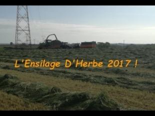L' ensilage d'herbe 2017 !!!
