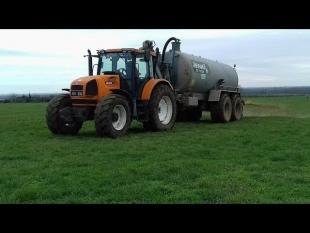 La gestion du lisier en elevage ( laitier )