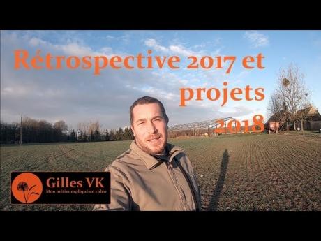 Rétrospective 2017 et projets 2018