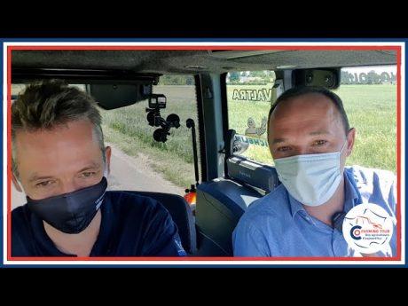 Interview tracteur – alexandre chantrelle – directeur valtra
