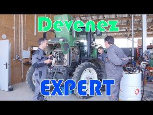 Devenez expert