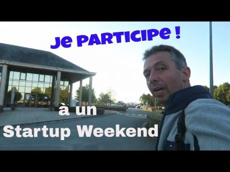 Les champs du possible : startup weekend