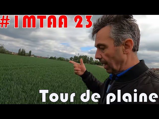 Tour de plaine « virtuel » #imtaa 23