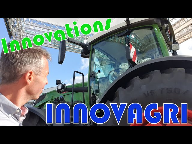 Innovation à innovagri 2019