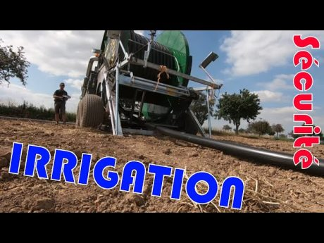 💦installation d'irrigation‼ «en toute sécurité»