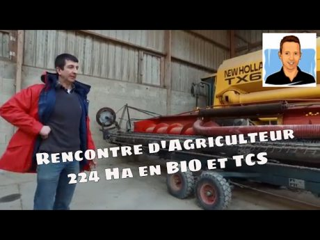 224 ha en bio : interview de richard vilbert
